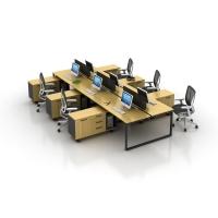 武漢鋼木組合辦公桌