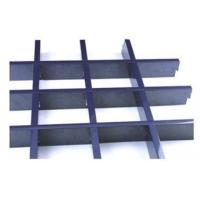 欧斯宝金属吊顶工程产品 | 格栅吊顶