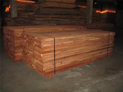 优质克隆木防腐木