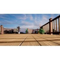 湖南生态木塑木厂家第一WPC塑木地板140*40