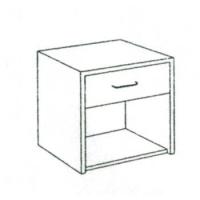 p-1 床头柜