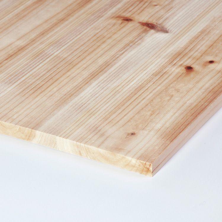 e0级20mm香杉木有节指接板集成材集成