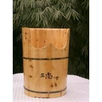 三尚香柏木浴桶木桶浴足桶-熏蒸浴足桶