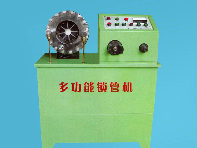供应压管机,天津压管机,胶管压管机,油管压管机, 液压图片
