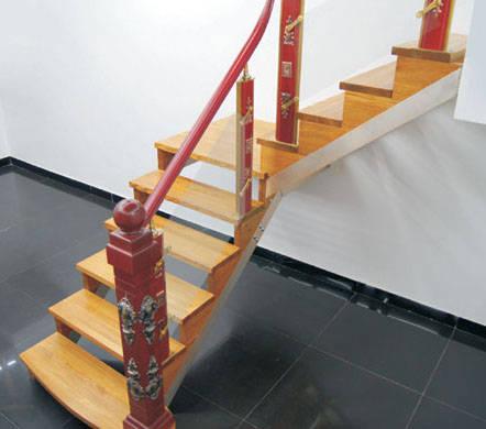 南京楼梯-南京玻璃楼梯-盛发楼梯10