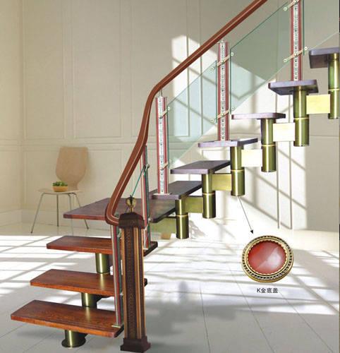南京楼梯-南京玻璃楼梯-盛发楼梯7