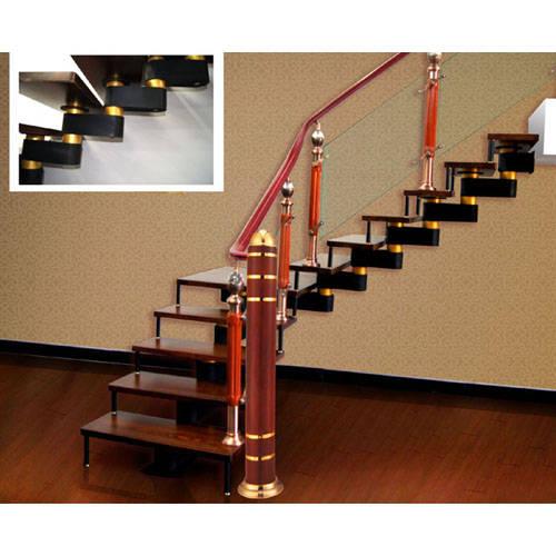 南京楼梯-南京玻璃楼梯-盛发楼梯6