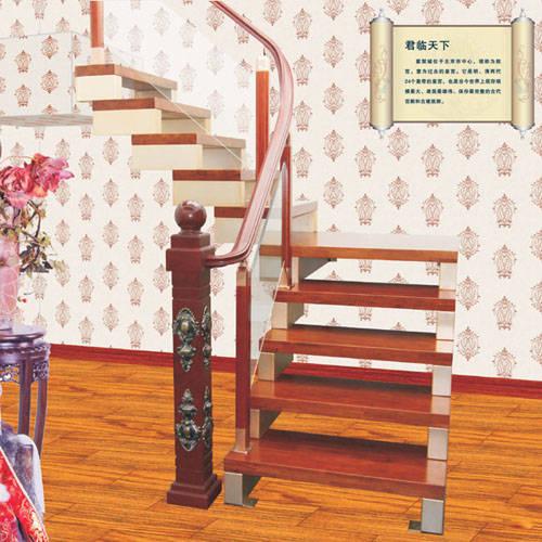 南京楼梯-南京玻璃楼梯-盛发楼梯3
