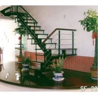 南京楼梯-钢木楼梯-盛发楼梯1