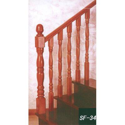 南京楼梯配件-盛发楼梯-楼梯扶手7