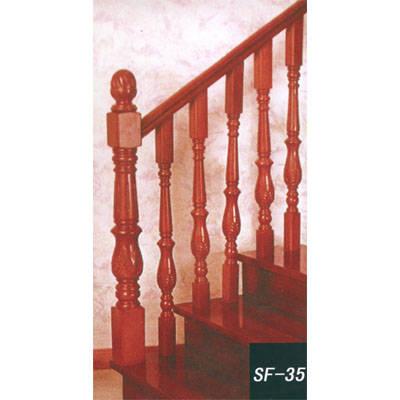 南京楼梯配件-盛发楼梯-楼梯扶手8