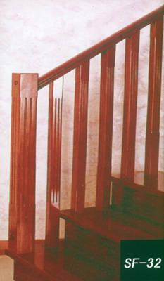 南京楼梯配件-盛发楼梯-楼梯扶手9