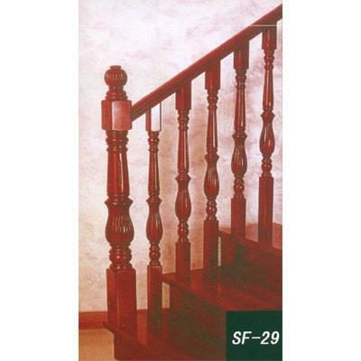 南京楼梯配件-盛发楼梯-楼梯扶手10