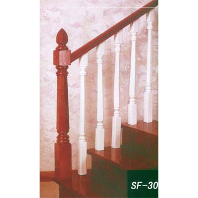 南京楼梯配件-盛发楼梯-楼梯扶手11