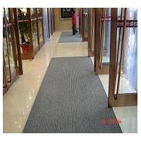 超市铝合金地垫 嵌入式铝合金地毯防滑防尘毯