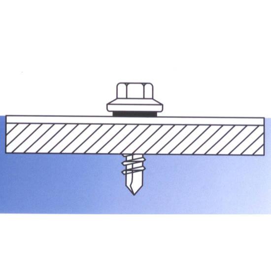 钻尾螺丝|陕西天鸿钢结构