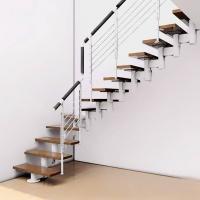 南京钢木楼梯-南京楼梯-南京华艺楼梯