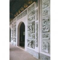 南京石材-福建和顺石材-寺庙雕刻