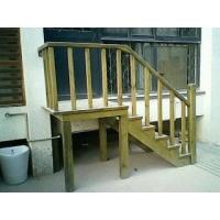 南京钢木楼梯 ,实木楼梯,护栏销售