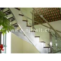 南京楼梯-南京钢木楼梯-宏伟楼梯-18