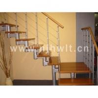 南京楼梯-南京钢木楼梯-宏伟楼梯-13