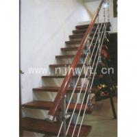 南京钢木楼梯-宏伟钢木楼梯-41