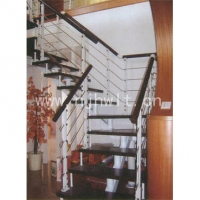 南京楼梯-钢木楼梯-宏伟楼梯-42