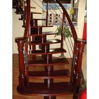 成都孔府木业-楼梯 2