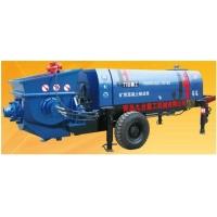 青岛九和混凝土泵公司主力生产矿用混凝土输送泵