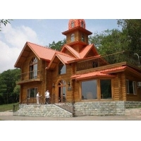 供应木质别墅