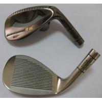 高尔夫球头-东莞脱蜡铸造加工厂
