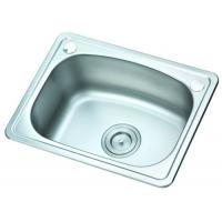 恒通卫浴 不锈钢盆 HT-4838珍珠面