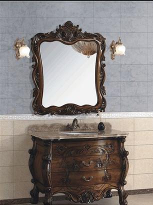 成都思川卫浴--思川橡木浴室柜