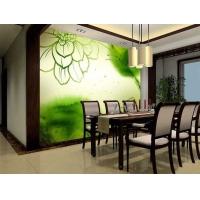 鄭州廠家直銷 國畫 人物 客廳電視背景墻 臥室背景墻 壁畫