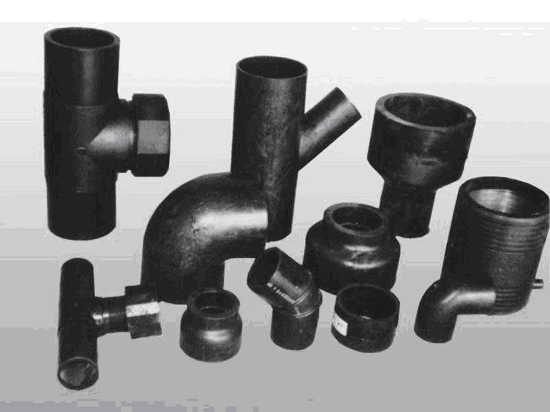 hdpe管件有带门弯头吗 pe管件有带门弯头吗 pvc管件90度带-特气管