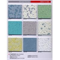 pvc防静电地板 石塑耐磨地板