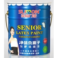 中国十大品牌油漆涂料 喜临门持久亮丽抗污自洁墙面漆