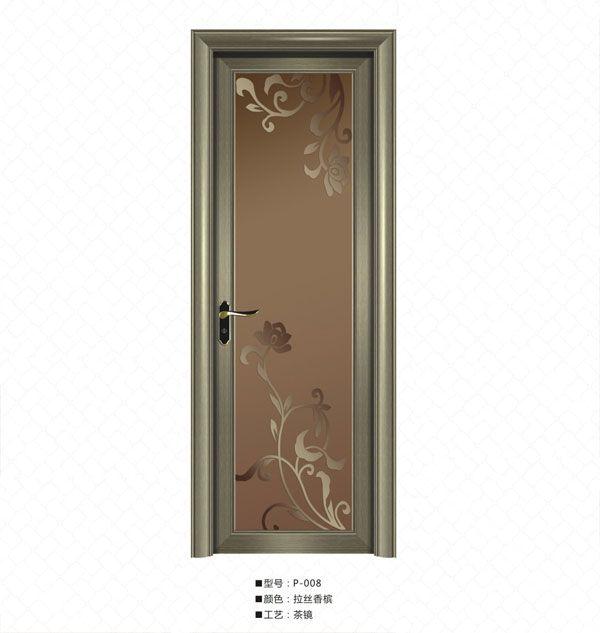 南京平开门-永盛门业-时尚平开门