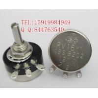 TOCOS RV16YN15S 单圈 碳膜电位器 进口