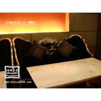 酒店家具现代家具沙发不锈钢沙发工艺沙发