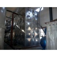 不锈钢组装水箱