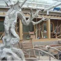 甘肃人物雕塑厂家  兰州动物雕塑制作  一流的西域雕塑