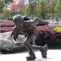 甘肃铜雕厂家  宁夏铜雕销售  西域雕塑一流