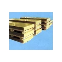 H59环保黄铜板 上海H65超薄黄铜板 H59黄铜雕刻板