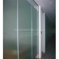苏州玻璃磨砂膜 办公隔断