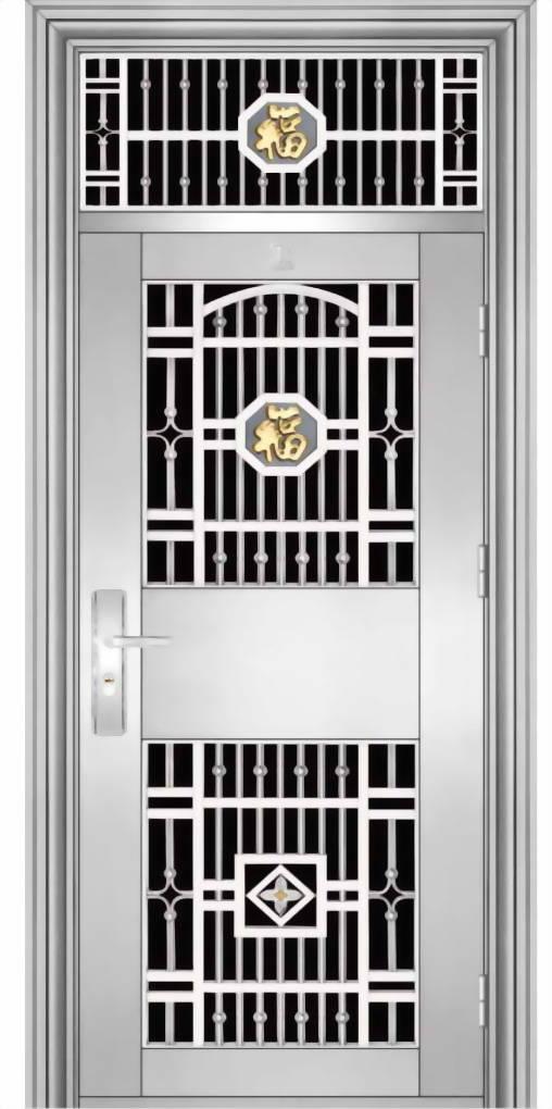 不锈钢门的保养方法及安装说明