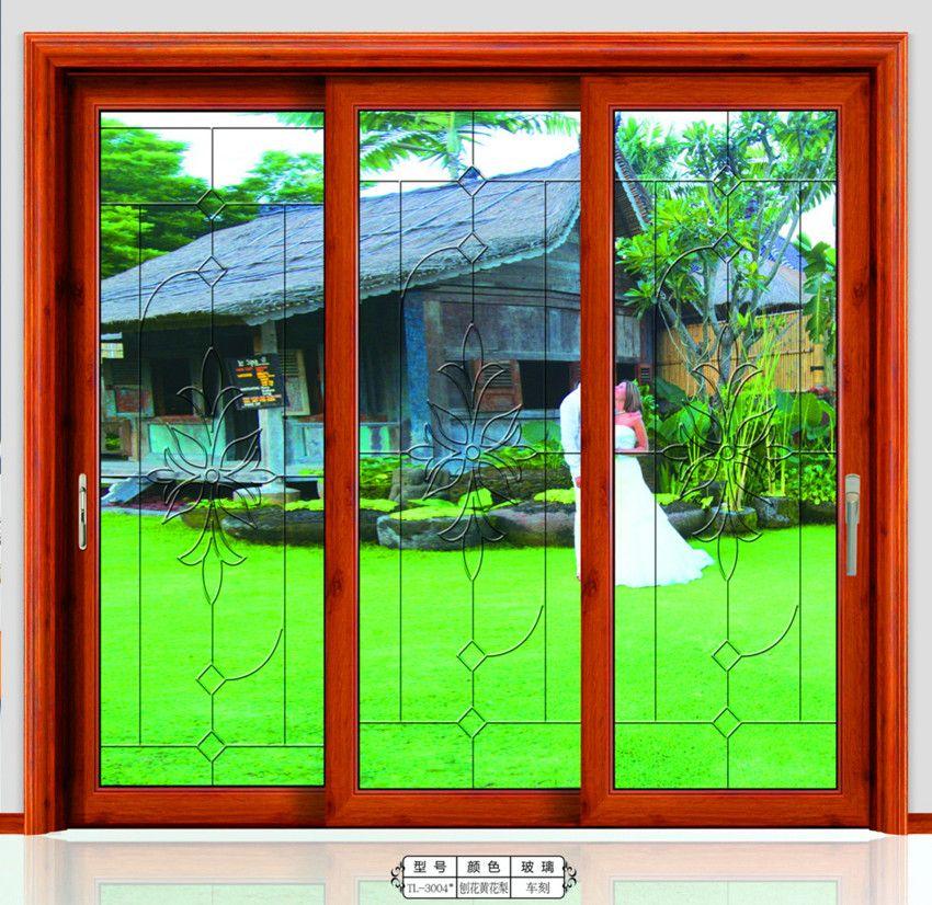 特色工艺玻璃配合优质钛镁铝合金型材精制而