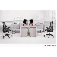 本厂专业定做办公屏风桌、电脑桌!宁波康泰办公家具厂