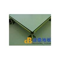 波鼎全钢防静电pvc地板,防静电地板询价,防静电地板品牌