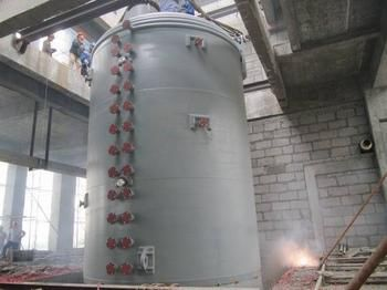 缓冲罐 闪蒸罐 填料罐 聚合釜  设计与制作,欢迎洽谈合作.